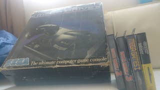 mega drive and games