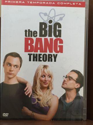 The Big Bang Theory 5 primeras temporadas