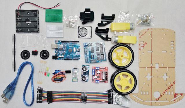 Robot Coche control móvil y autónomo - ideal niños