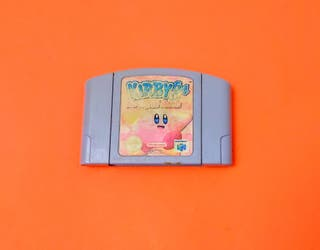 Kirby: The Crystal Shards / Nintendo 64