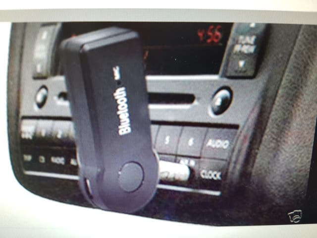 adaptador bluetooth, coche