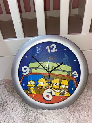 Reloj de pared The Simpsons