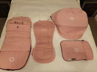 PACK fundas BUGABOO cameleon 3 rosa