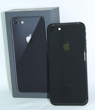 iPhone 8 64Gb libre negro