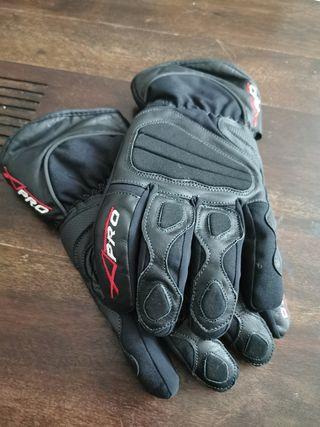 guantes de invierno moto