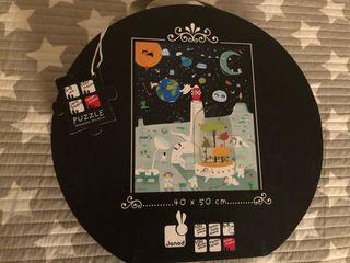 3x2 CAJA Puzzle 100 piezas 40x50 cm NUEVO!!