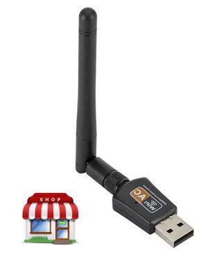 Antena Adaptador WiFi USB