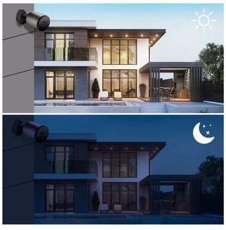 Cámara interior/exterior wifi 1080p