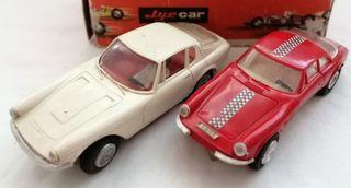 DOS Maserati Jyecar Jyesa.