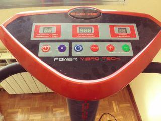 máquina vibratoria fitness