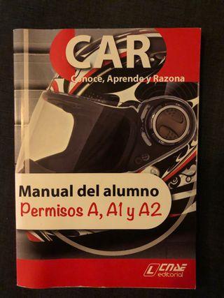 Manual carnet motocicleta
