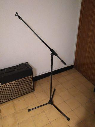 Pie de micrófono