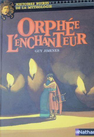 Orphée l'Enchanteur de Guy Jimenes