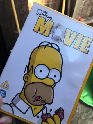 Simpson's movie