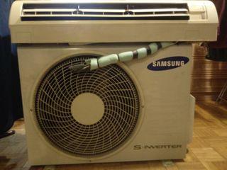 Split y unidad Exterior Samsung