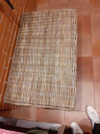 Mesa Bambu interior o exterior