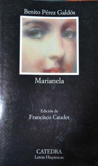 Marianela por Benito Perez Galdós.