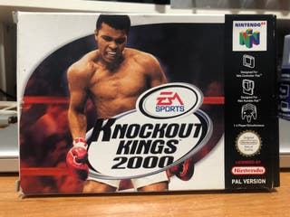 Knockout kings 2000 NINTENDO 64 N64