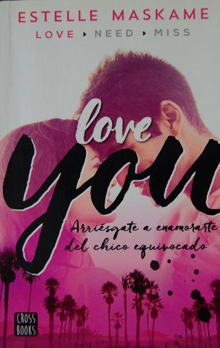 Love you de Estelle Maskame
