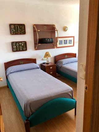 Dormitorio juvenil marinero