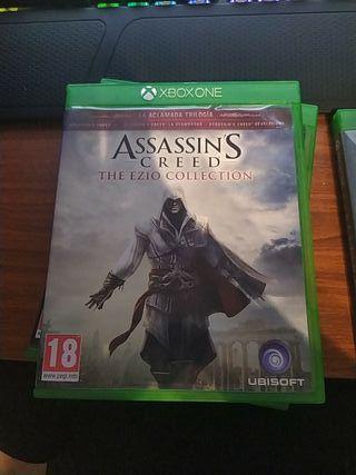 Assassin creed The Ezio collection xbox one