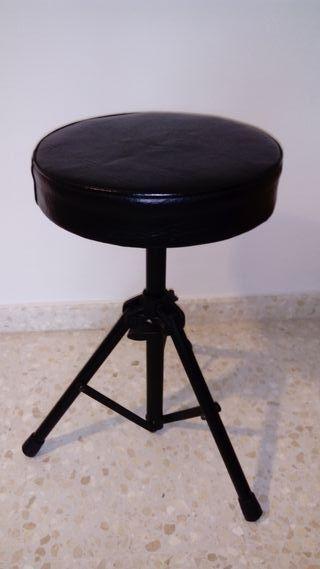 Banqueta sillín para batería