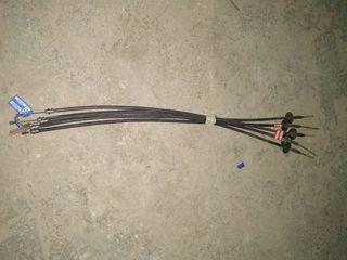 Renault 12 TL-Cable de embrague