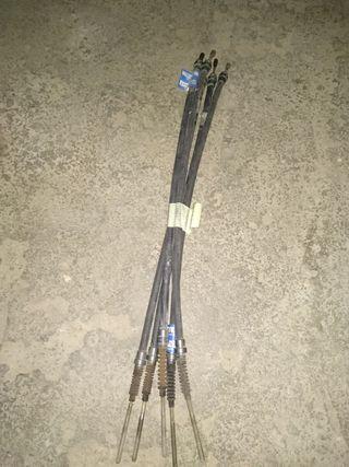 Renault 4 F6-Cable de embrague (84)