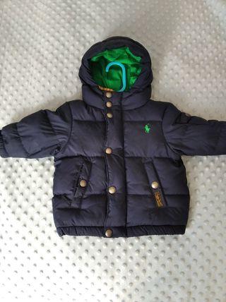 abrigo bebé Ralph lauren