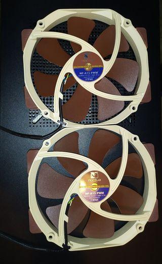 Ventiladores Noctua Nf-a15 PWM