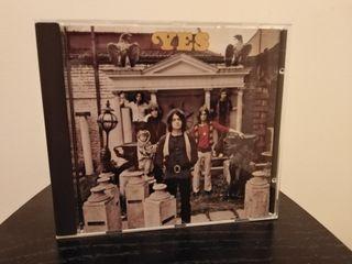 YES Yes 1969 CD Atlantic Records Rock Progresivo