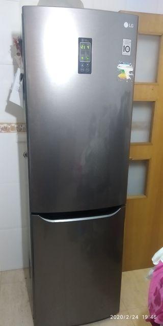 Vendo frigorifico lg