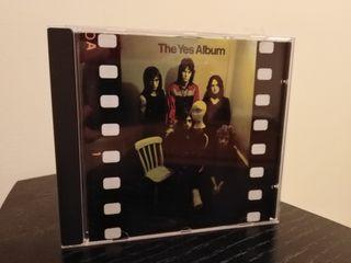 YES The Yes Album 1971 CD Jon ANDERSON Steve HOWE