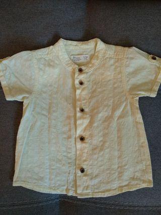 Camisa Zara 9-12 meses
