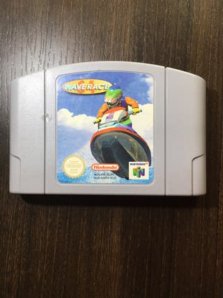 Wave race 64 nintendo