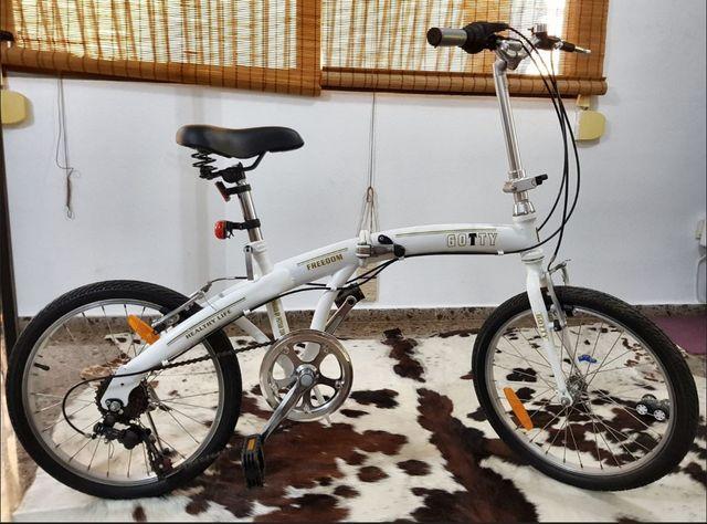 Bicicleta Plegable de calidad