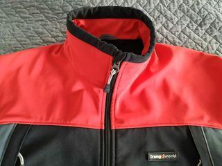 chaqueta polar soft Shell Trango
