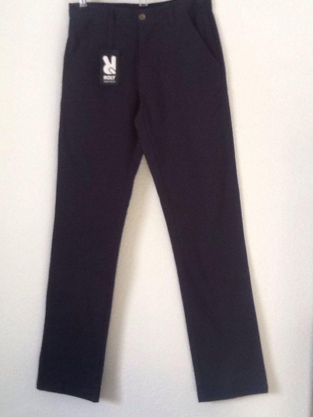 2 Pantalones de trabajo de mujer