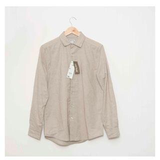 Camisa hombre ( nueva ) lino y algodón