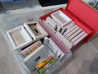 Mas de 30 cajas insert super NES, Nintendo 64, gb
