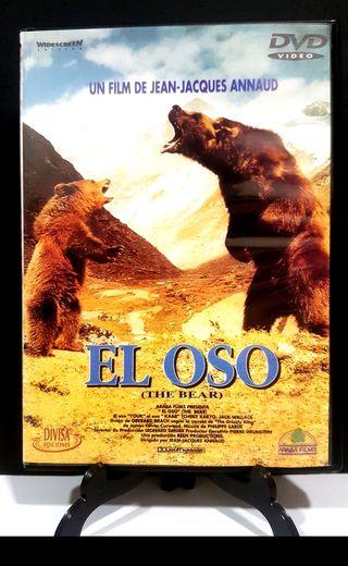 El oso formato dvd