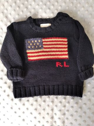 jersey bebe Ralph Lauren