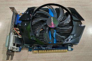 GRAFICA NVIDIA GEFORCE GTX 650 2GB DDR5