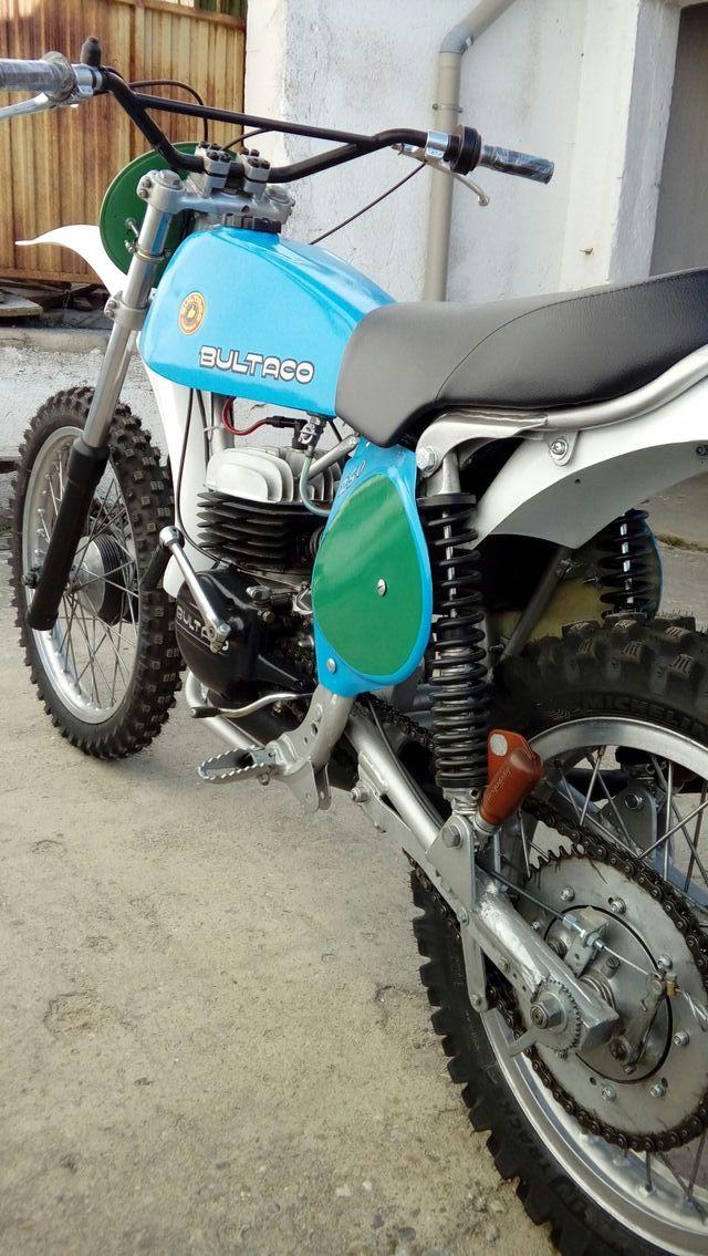 bultaco pursang Mk9.