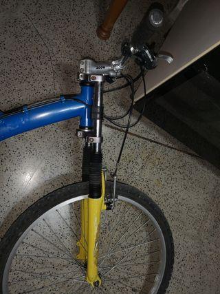 bicicleta mtb descenso piezas escucho ofertas