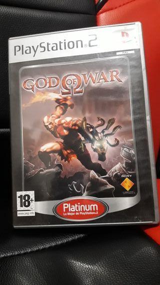 God Of War de PlayStation 2