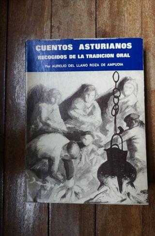 Libro Cuentos Asturianos 1975