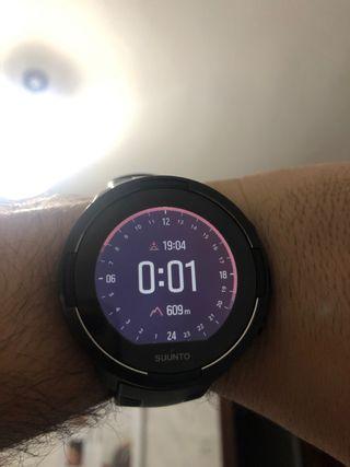 Reloj Suunto 9 Gen 1 Baro Black