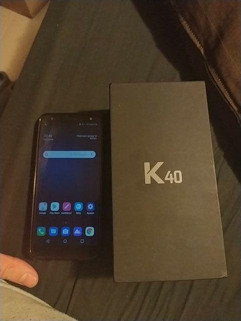 LG K40