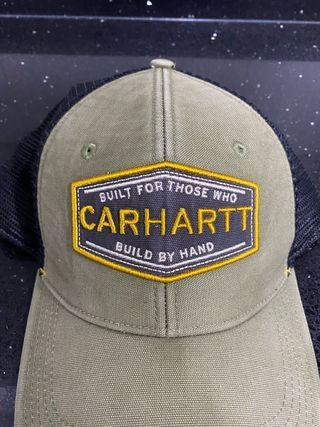 Gorra rejilla Carhartt original
